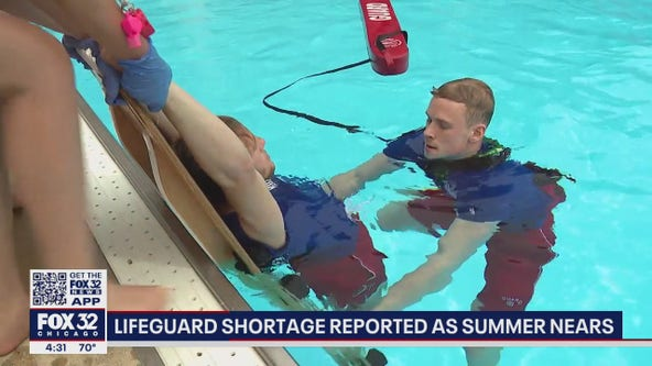 Chicago area park districts looking to hire lifeguards for summer