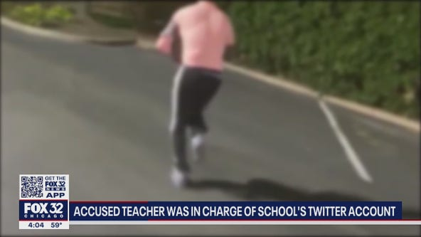 Former Joliet teacher accused of grooming a child was in charge of school's Twitter account