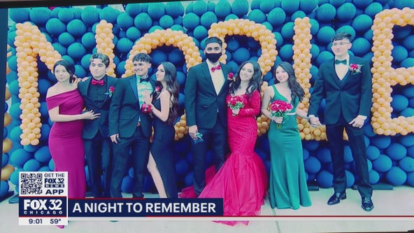 'Never thought I'd be going to prom': Hundreds enjoy a special night at Soldier Field