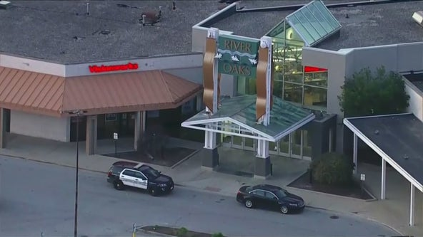 Police respond to Calumet City mall for report of shots fired