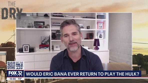 Eric Bana talks new thriller 'The Dry'