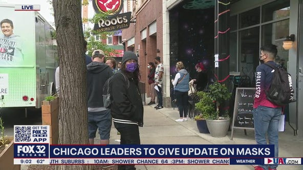 Chicago leaders to update mask guidance