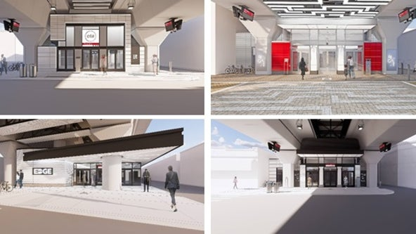 CTA to begin major construction on 4 Red Line stations starting Sunday