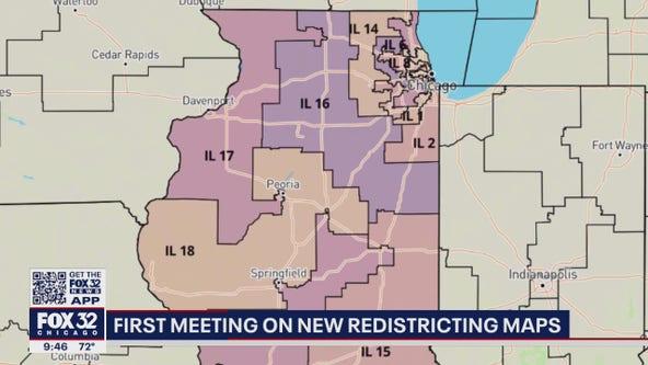 Illinois Republicans fight back against Dems' 'unfair' voting map