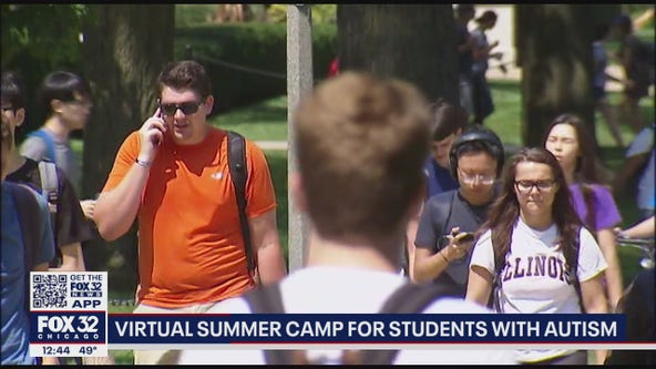 U of Illinois offering free virtual summer camp for high schoolers with autism