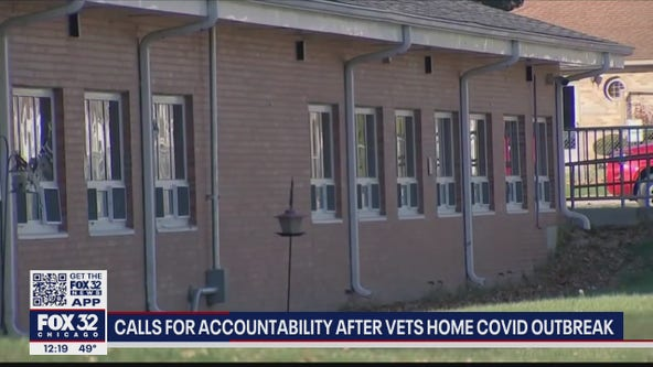 Groups, lawmakers call for accountability after deadly LaSalle Veterans' Home outbreak