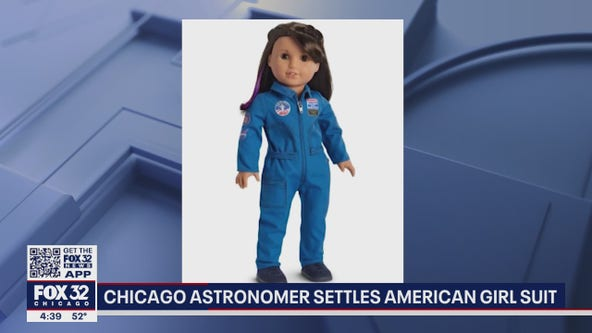 Chicago astronomer settles with American Girl over alleged doll likeness