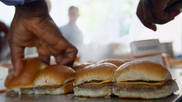 White Castle to celebrate National Slider Day by giving out free sliders