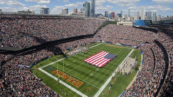 Chicago football is back! Bears announce return to in-person, full capacity games at Soldier Field