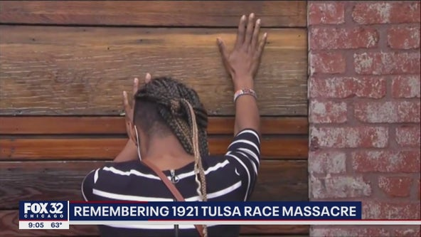 Hundreds gather to honor the lives lost in the Tulsa Race Massacre