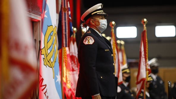 Lightfoot nominates Annette Nance-Holt as new Commissioner of the Chicago Fire Department