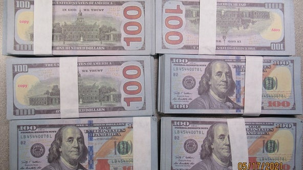Hundreds of thousands of dollars in fake money seized by Chicago CBP