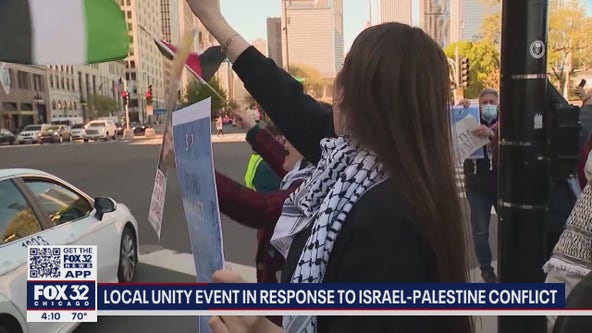 Unity event planned in Chicago area in response to Israel-Palestine conflict