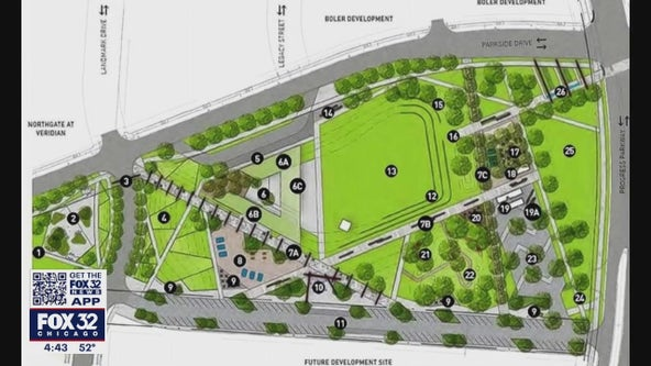 Millennium Park-like development in the works for Schaumburg, Illinois