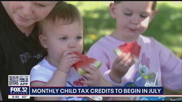 Millions of households to begin receiving child tax credit payments in July