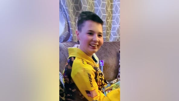 15-year-old boy with special needs missing from Sugar Grove, Illinois