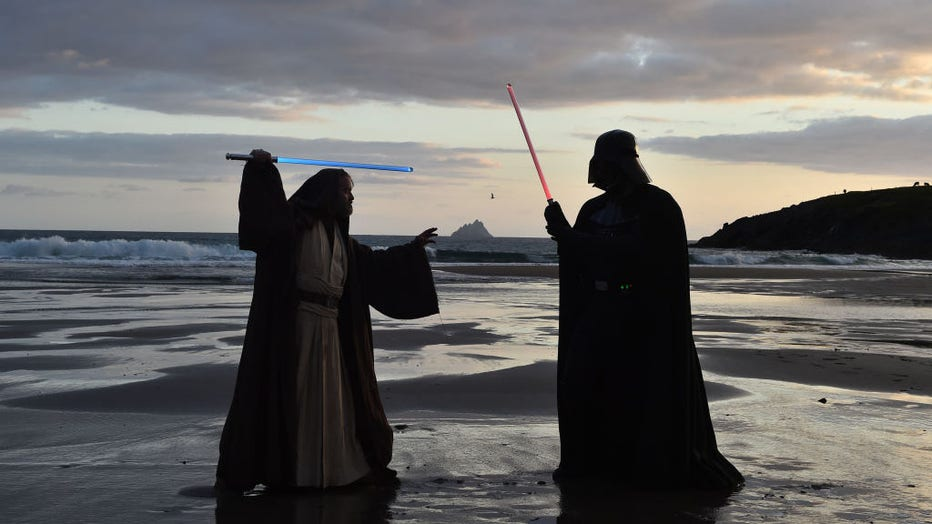 Star Wars Festival Take Place In Portmagee