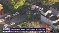 Two mass shootings hours apart rattle Chicagoans