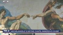 Immersive exhibit in Oak Brook showcases Sistine Chapel