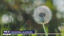 Allergy season is in high gear