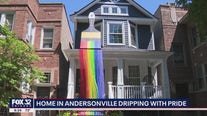 Andersonville home dripping with Pride