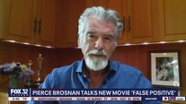 Former James Bond actor Pierce Brosnan talks new movie 'False Positive'