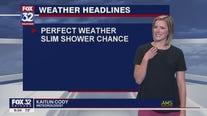 10 p.m. forecast for Chicagoland on June 14