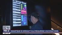 Smartbar in Wrigleyville requiring vaccinations