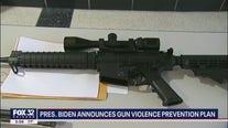 Fighting gun violence: Biden details federal strike force being sent to Chicago