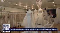 Wish Upon A Dress launches charitable bridal shop, holding ultimate sample sale