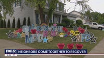 Suburban neighbors come together to recover after EF3 tornado