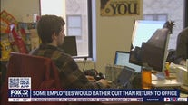 Over half of U.S. workers would rather quit than return to in-person: survey