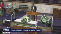 Funeral held for Jamari Dent, who died after allegedly being bullied at CPS school