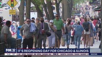 Friday marks full reopening for Illinois and Chicago with loosening of COVID-19 restrictions