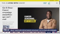 """""""Get It Done"""" initiative encourages open dialogue about cancer screenings"""