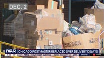 Chicago postmaster replaced after months of delivery delays