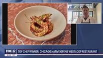 "Top Chef winner opens Chicago restaurant ""Rose Mary"""