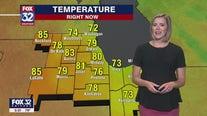 6 p.m. forecast for Chicagoland on June 14