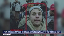 CPD officer charged with taking part in US Capitol riot