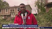 Tornado sweeps through Woodridge, causing extensive damage