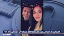 Woman attacked after minor car accident in Chicago has died