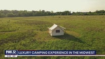 Glamping near Chicago: Luxury camping experience in the Midwest