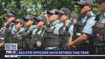 363 Chicago cops have retired so far in 2021