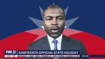 Rep. La Shawn Ford on Juneteenth becoming an official state holiday