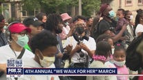 4th annual 'We Walk for Her' march held in Chicago