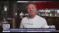 Gordon Ramsay opening Chicago restaurant