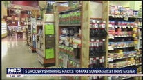 5 grocery shopping hacks to make supermarket trips easier