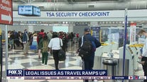 Legal issues emerge as summer travel season ramps up