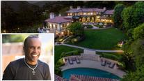 PHOTOS: Boxer Sugar Ray Leonard lists LA mansion for $46.5-million