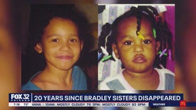 20 years since Diamond and Tionda Bradley vanished in Chicago, and relatives hold on to hope